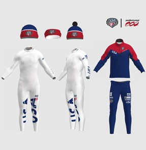 Podiumwear - USA Nordic to Debut New Apparel from Podiumwear