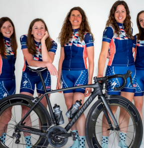 Podiumwear - You Can't Become What You Don't See -  by Carrie Seipp of Orion Women's Racing