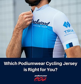 Podiumwear - Which Podiumwear Cycling Jersey is Right For You - Gold, Silver, Bronze or Freeride?