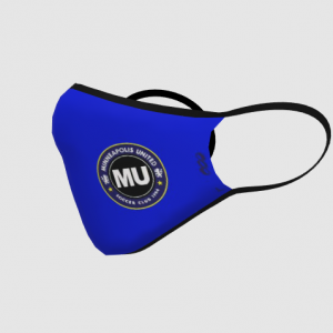 Minneapolis United Soccer for the City Masks Q4 2020 Reorder