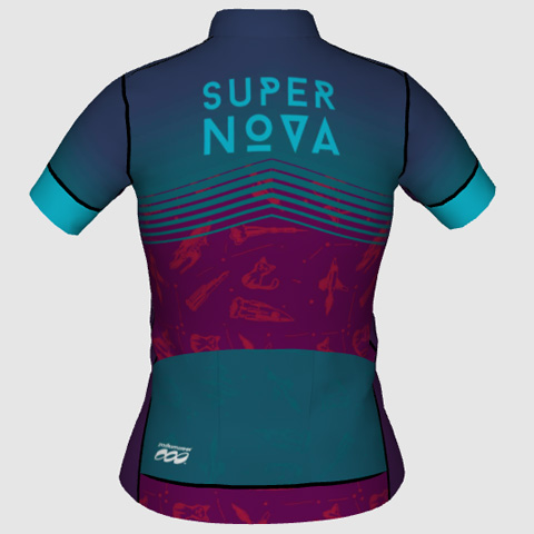 Tips For Designing A Custom Cycling Jersey Podiumwear