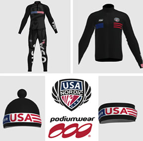 USA Nordic Supporter Storefront