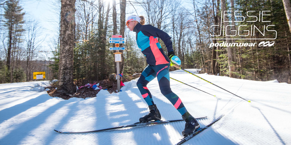 Jessie Diggins - Custom Nordic Skiing Apparel