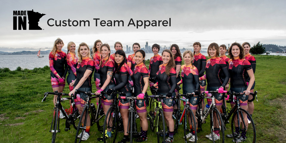 Podiumwear Custom Team Apparel - Made in Minnesota