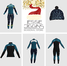 Jessie Diggins Seasonal Store
