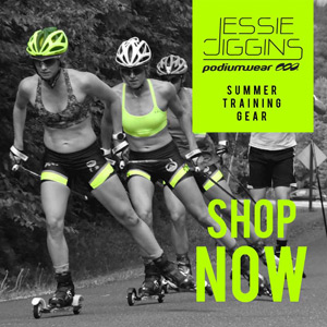 Jessie Diggins Summer Training Gear - Shop Now!