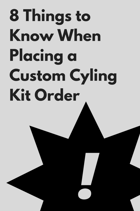 8 Things to Know About Custom Orders