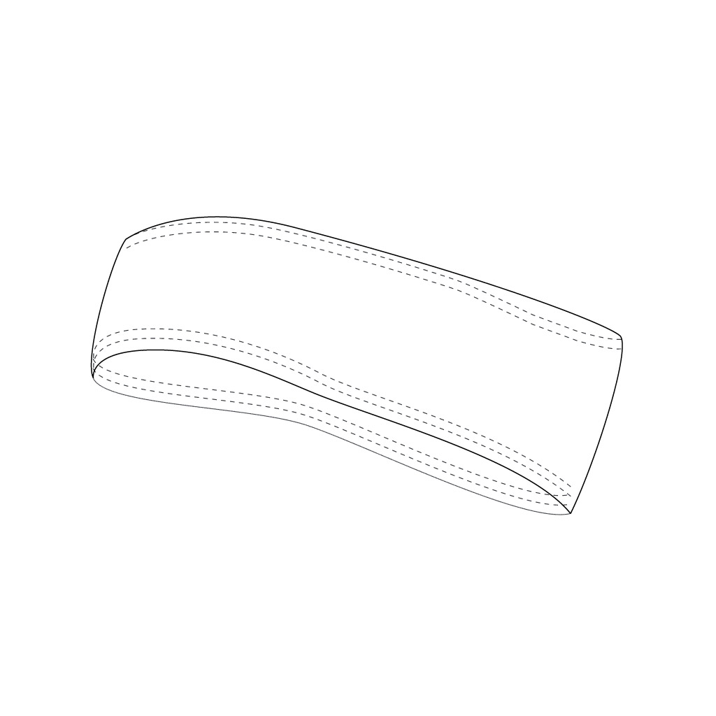Podiumwear Thermal Headband