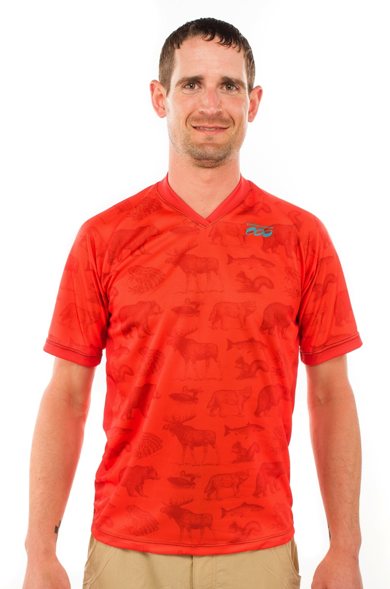 Podiumwear Men's Freeride Short Sleeve Jersey