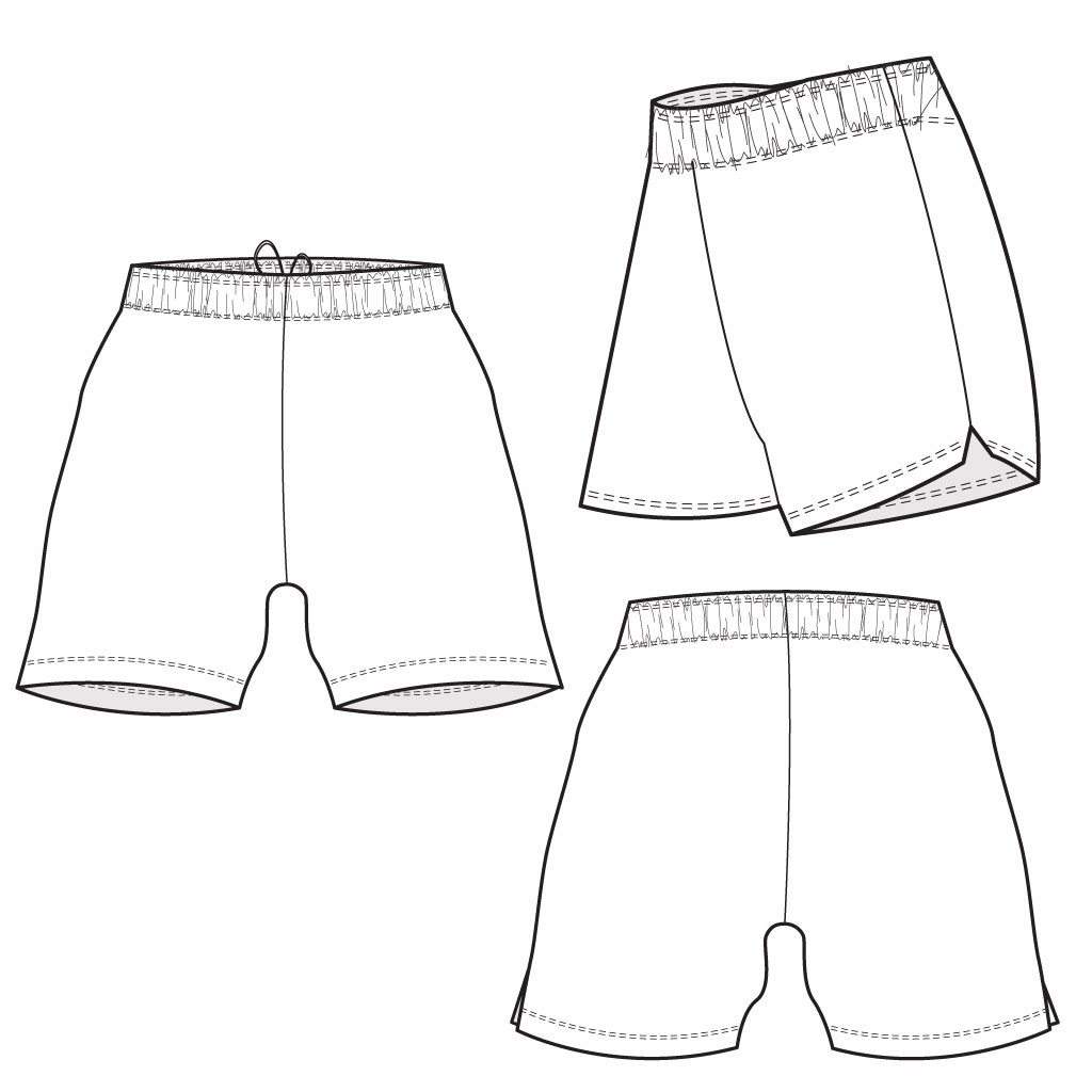 Podiumwear Women's Ultimate Short