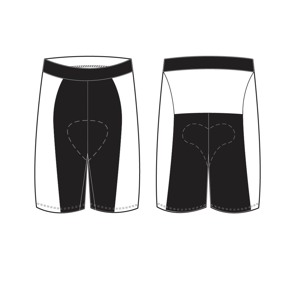 Podiumwear Women's Bronze Shorts