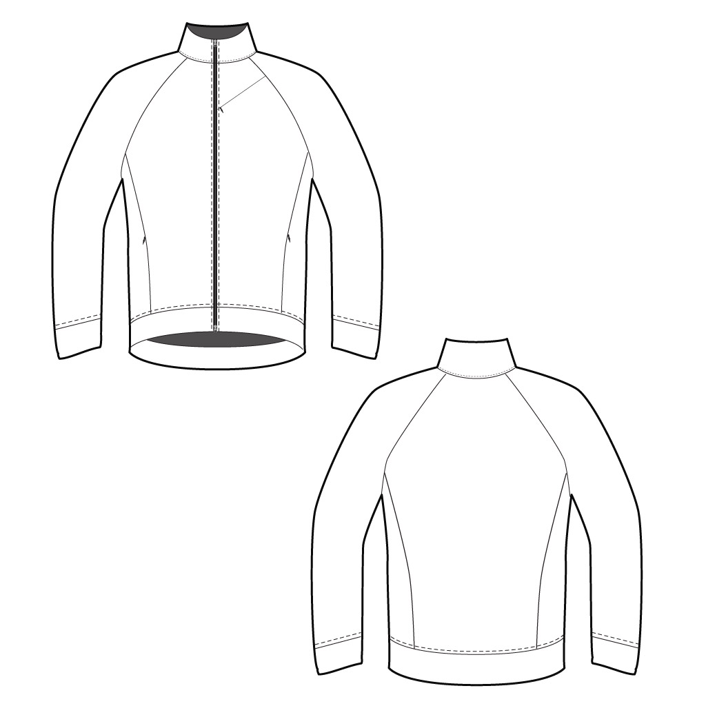 Podiumwear Coaches Softshell Jacket