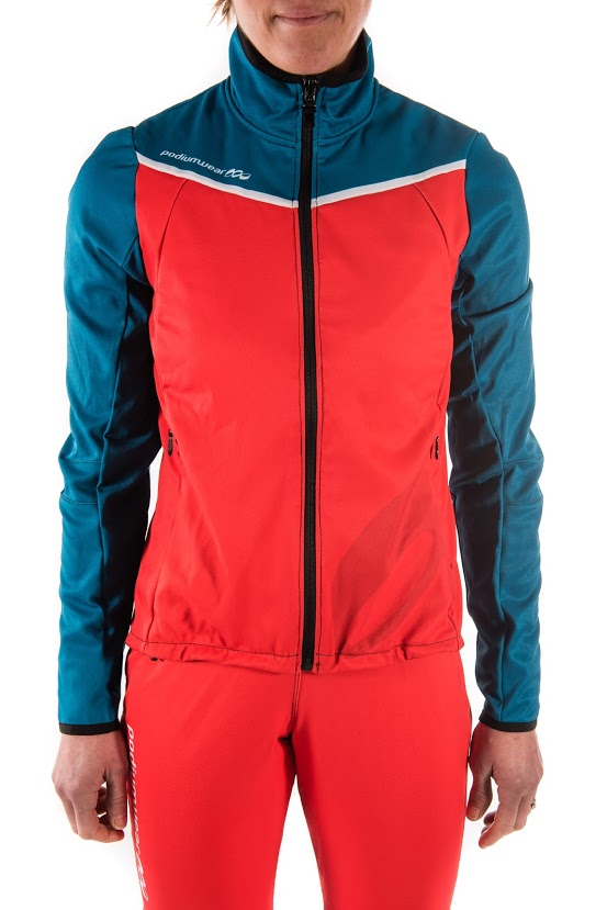 Podiumwear Women's Gold Jacket
