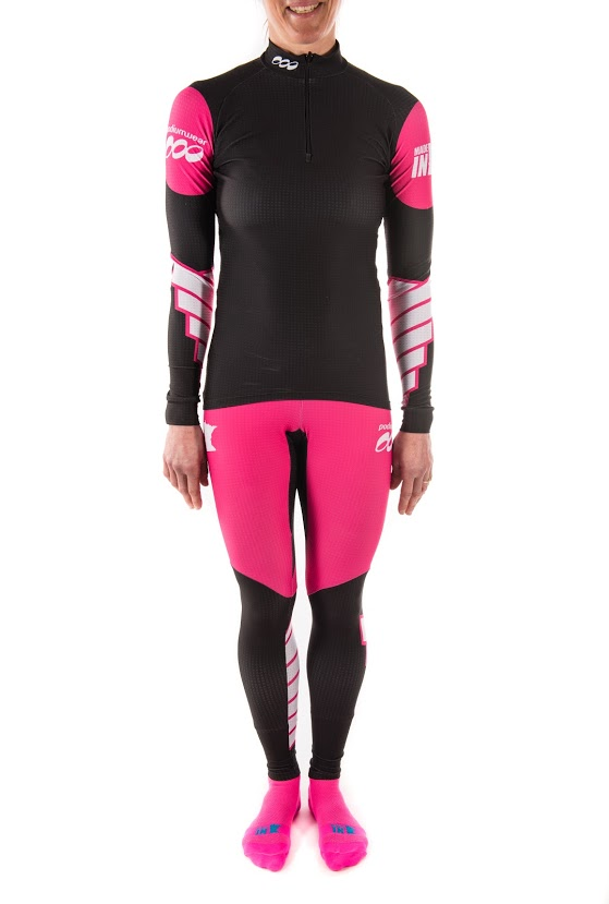 Podiumwear Women's Silver Race Suit