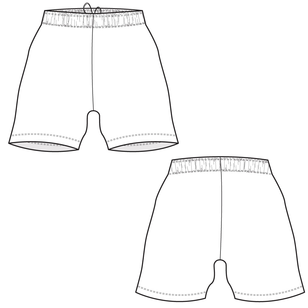 Podiumwear Men's Running Short