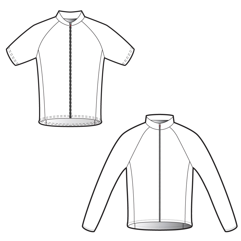 Podiumwear Men's Cycling Jerseys