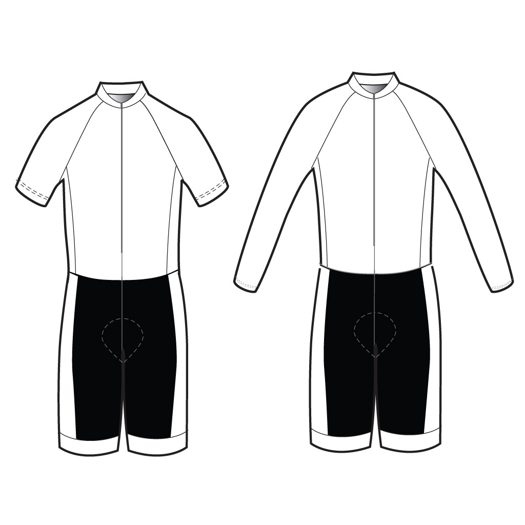 Podiumwear Men's Skinsuits