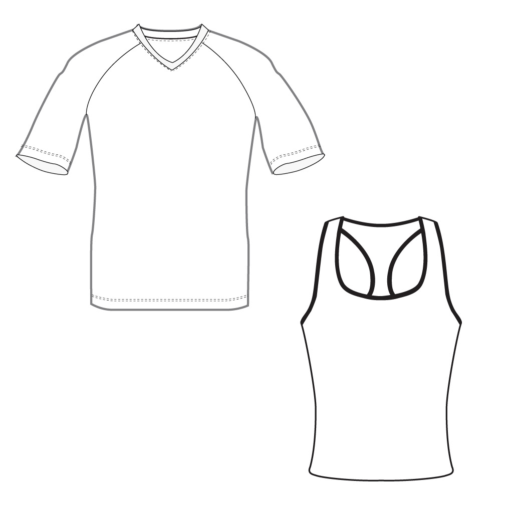 Podiumwear Custom Women's Running Apparel