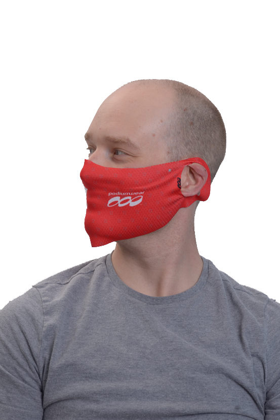 Podiumwear Bulk Face Mask Side