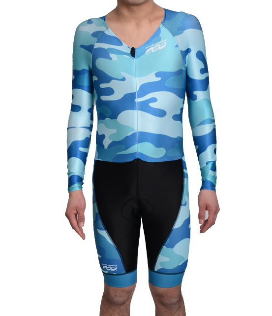 Podiumwear Men's Lightweight Skinsuit