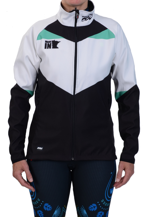 Podiumwear New Women's Silver Jacket
