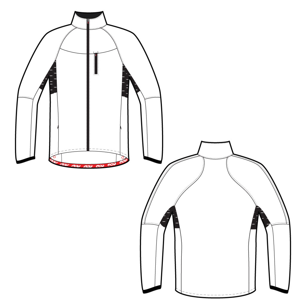 Podiumwear NEW Unisex Gold Jacket